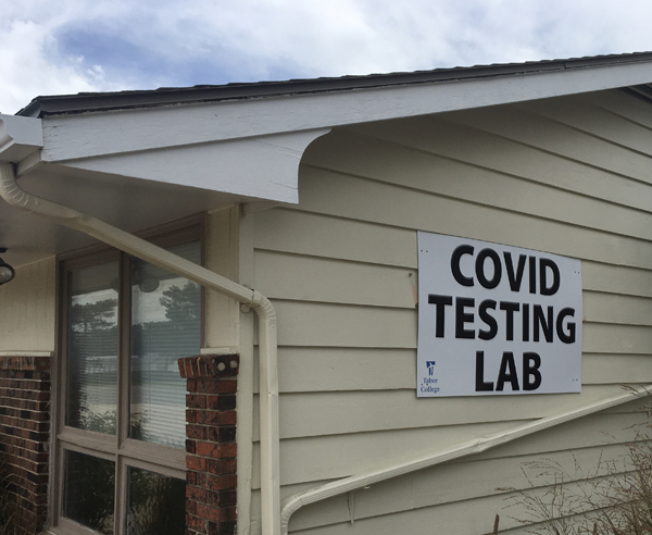 Several Tabor students test positive for COVID-19
