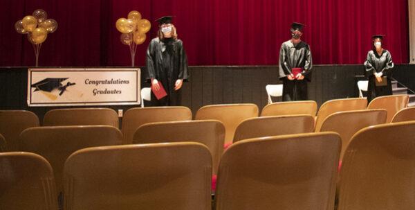 TEEN program graduates Class of 2020