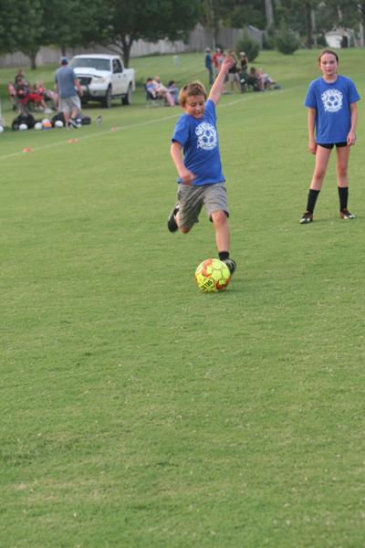 Tabor hosts soccer academy