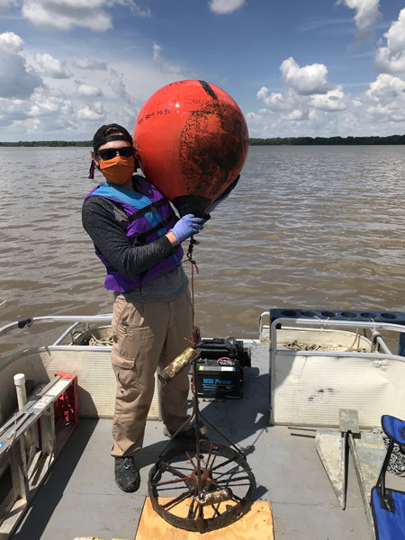 WSU and KU researchers join forces to fight blue-green algae